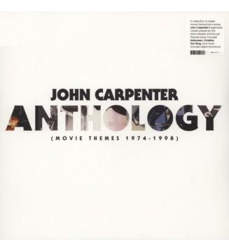 John Carpenter - Anthology (Movie Themes 1974-1998) (LP, Album) mesvinyles.fr