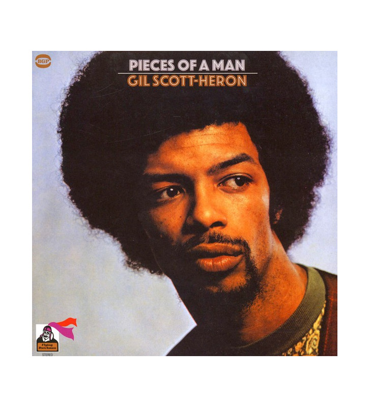 Gil Scott-Heron - Pieces Of A Man (LP, Album, RE, 180) mesvinyles.fr