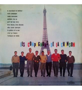 """Les Compagnons De La Chanson - Les Compagnons De La Chanson (10"""", Album, Mono)"""