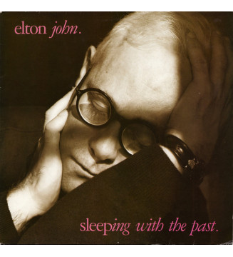 Elton John - Sleeping With The Past (LP, Album)