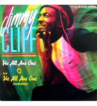 "Jimmy Cliff - We All Are One (12"", Maxi)"