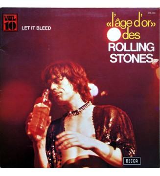The Rolling Stones - «L'âge D'or» Des Rolling Stones - Vol 10. - Let It Bleed (LP, Album, RE)