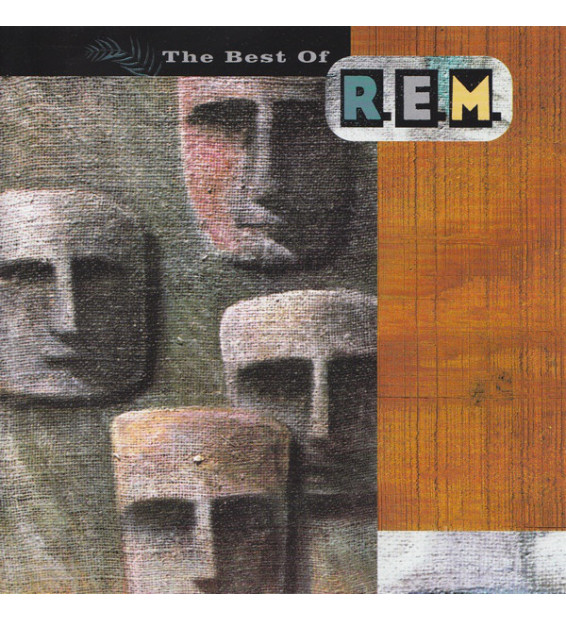 R.E.M. - The Best Of (LP, Comp)