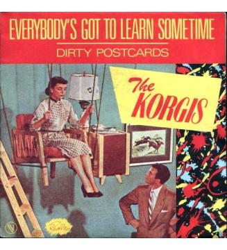 "The Korgis - Everybody's Got To Learn Sometime (7"", Single)"