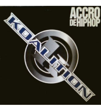 """Koalition - Accro De Hip-Hop (12"""", Maxi, Promo) mesvinyles.fr"""