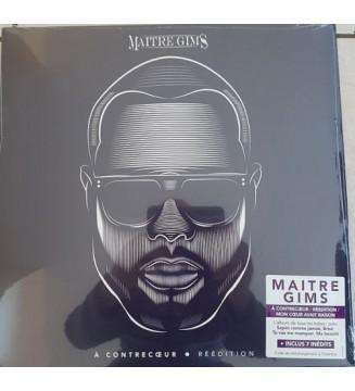 Maitre Gims - À Contrecoeur (Réédition) (2xLP, Album) mesvinyles.fr