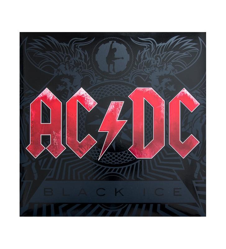 AC/DC - Black Ice (2xLP, Album, 180) mesvinyles.fr