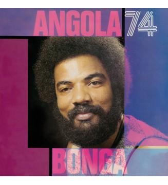 Bonga E Seu Conjunto Tião Bonga* - Angola 74 (LP, Album, RE)