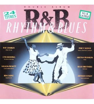 Various - R & B / Rhythm And Blues (2xLP, Comp)