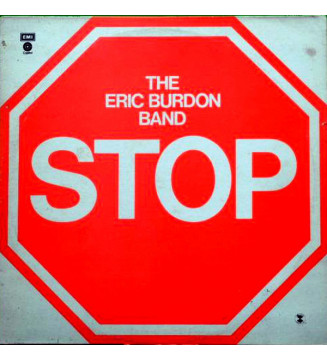 The Eric Burdon Band* - Stop (LP, Album) mesvinyles.fr