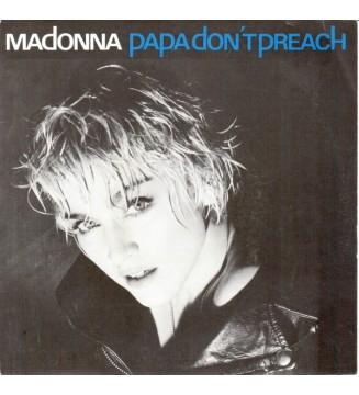"Madonna - Papa Don't Preach (7"", Single)"