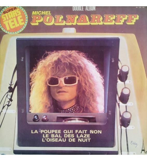 Michel Polnareff - Super Stars Télé - Michel Polnareff (2xLP, Comp, Gat)