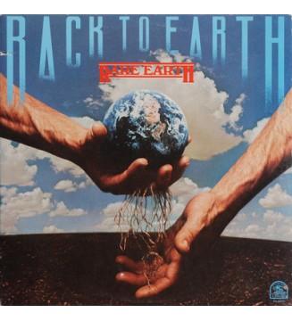 Rare Earth - Back To Earth (LP, Album) mesvinyles.fr