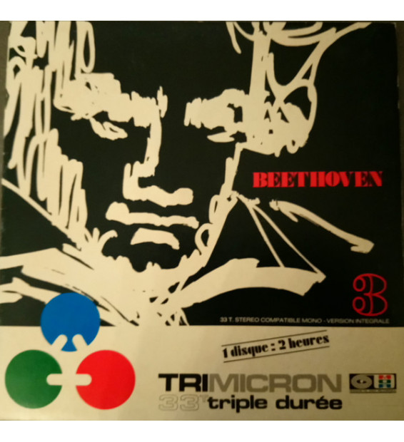 Beethoven* - Beethoven 3 (LP, Comp) mesvinyles.fr