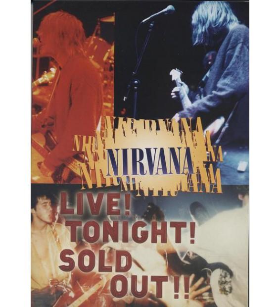 Nirvana - Live! Tonight! Sold Out!! (DVD-V, Multichannel, NTSC)