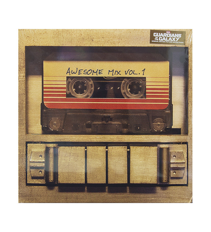 Various - Guardians Of The Galaxy Awesome Mix Vol. 1 (LP, Comp) mesvinyles.fr
