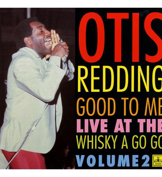 Otis Redding - Good To Me - Live At The Whisky A Go Go - Volume 2 (LP, Album) mesvinyles.fr