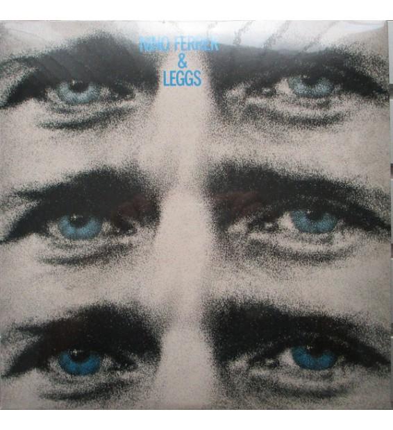 Nino Ferrer & Leggs - Nino Ferrer & Leggs (LP, Album, Gat) mesvinyles.fr