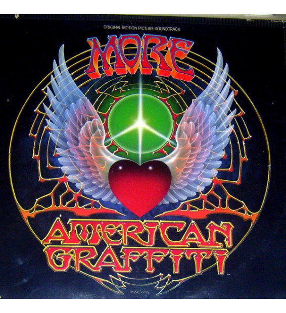 Various - Original Motion Picture Soundtrack - More American Graffiti (2xLP, Comp, Gat) mesvinyles.fr