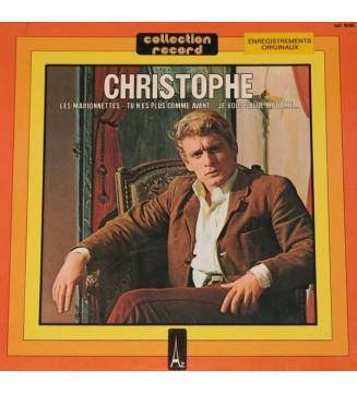 Christophe - Christophe (LP, Comp)