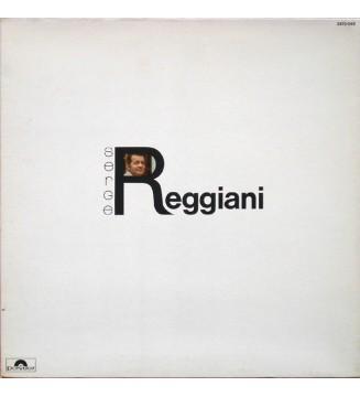 Serge Reggiani - Serge Reggiani (LP, Album, Gat)
