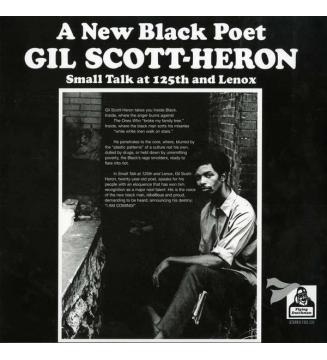 GIL SCOTT HERON - small talk at 125th mesvinyles.fr