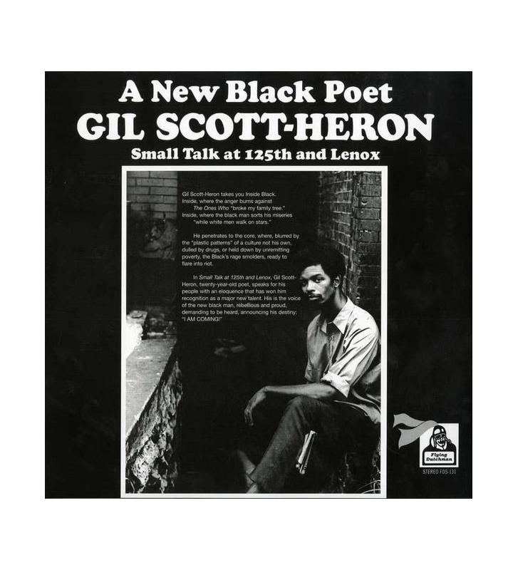 GIL SCOTT HERON - small talk at 125th mesvinyles.fr