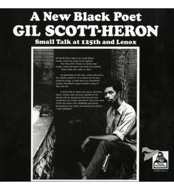 Gil Scott Heron A new black poet