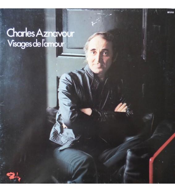 Charles Aznavour - Visages De L'Amour (LP, Album)