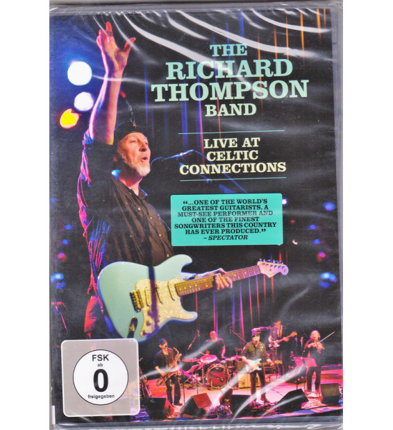 The Richard Thompson Band* - Live At Celtic Connections (DVD)