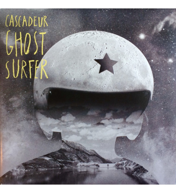 Cascadeur - Ghost Surfer (2xLP, Album)