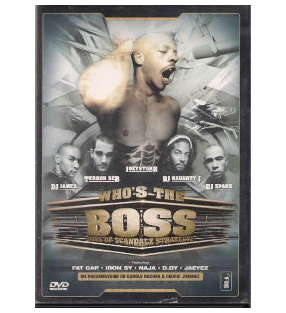 B.O.S.S. (2) - Who's The Boss (2xDVD-V, Ltd)