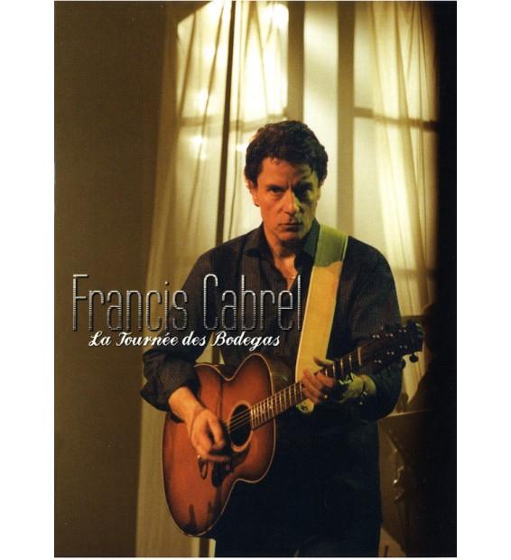 Francis Cabrel - La Tournée Des Bodegas (2xDVD, Multichannel, PAL)