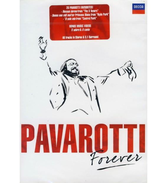 Luciano Pavarotti - Pavarotti Forever (DVD-V, NTSC)