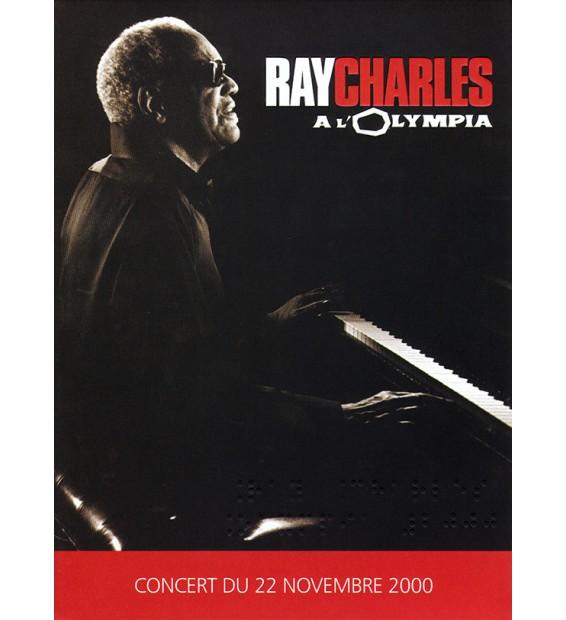 Ray Charles - Ray Charles À L'Olympia (DVD-V, PAL, Dig + CD)