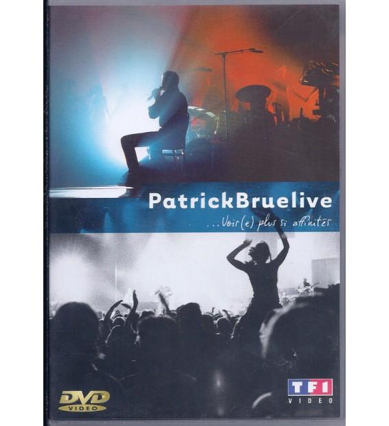 Patrick Bruel - Rien Ne S'Efface...Voir(e) Plus Si Affinités. (2xDVD-V, PAL)