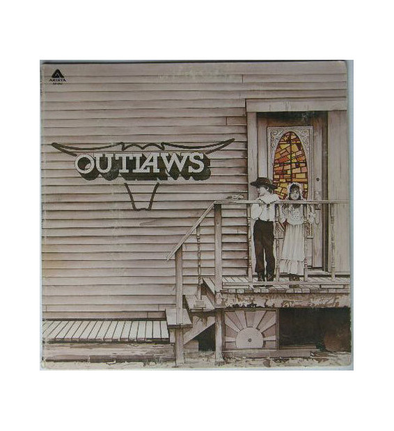 The Outlaws* - Outlaws (LP, Album)