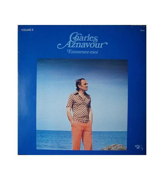 Charles Aznavour - Emmenez-moi (LP, Comp)