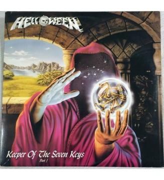 Helloween - Keeper Of The Seven Keys - Part I (LP, Album) mesvinyles.fr