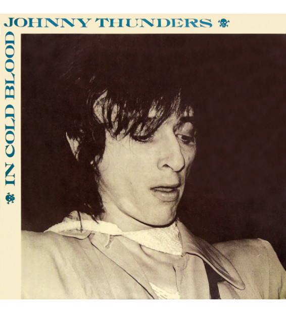 """Johnny Thunders - In Cold Blood (12"""", Album + LP)"""