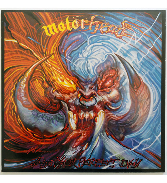Motörhead - Another Perfect Day (LP, Album)