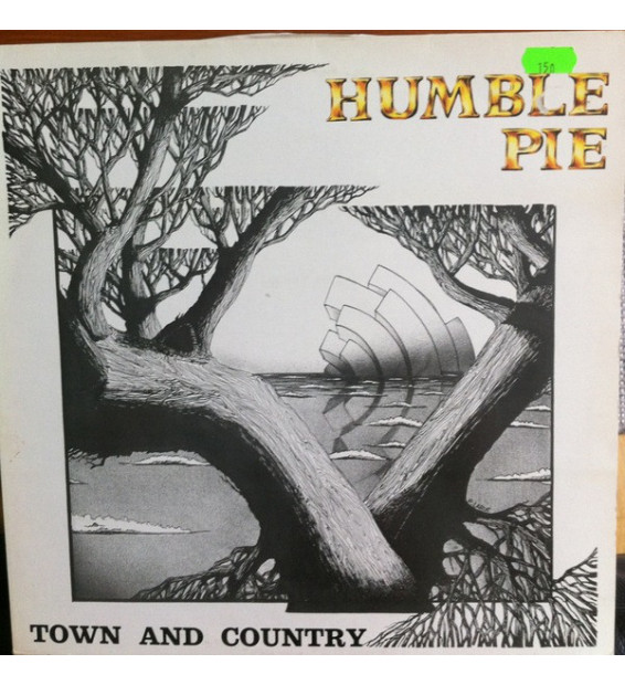 Humble Pie - Town And Country (LP) mesvinyles.fr