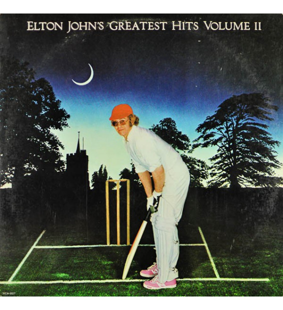 Elton John - Greatest Hits Volume II (LP, Comp) mesvinyles.fr