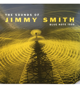 Jimmy Smith - The Sounds Of Jimmy Smith (LP, Album, Mono, RE)