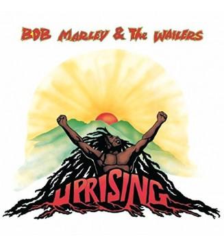Bob Marley & The Wailers - Uprising (LP, Album, RE, 180)