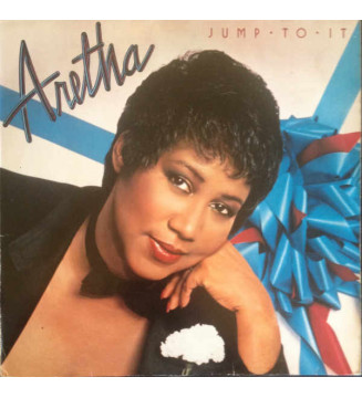 Aretha Franklin - Jump To It (LP, Album)