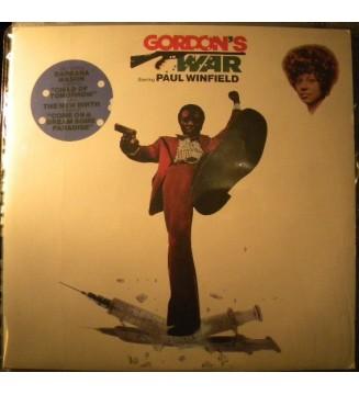 Various - Gordon's War (LP, RP) mesvinyles.fr