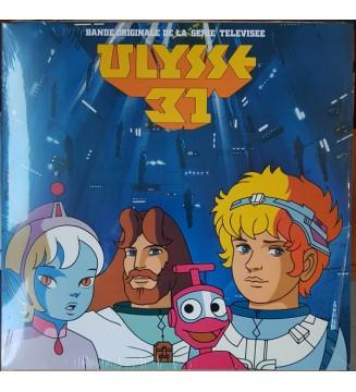 Lionel Leroy, Shuki Levy, Haim Saban - Ulysse 31 (Bande Originale De La Serie T.V.) (LP, Album, RE) mesvinyles.fr