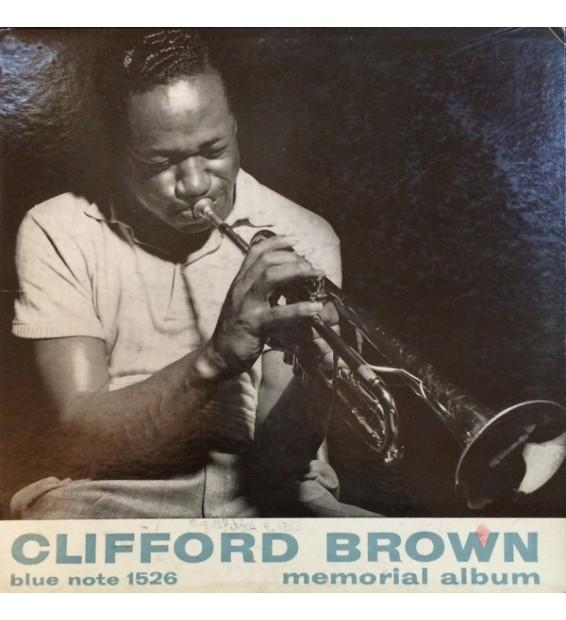 Clifford Brown - Memorial Album (LP, Comp, Mono, RP) mesvinyles.fr