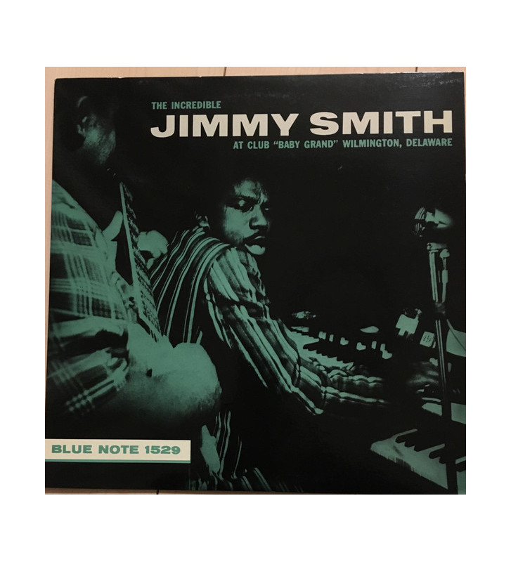 "The Incredible Jimmy Smith* - At Club ""Baby Grand"" Wilmington, Delaware, Volume 2 (LP, Album, Mono) mesvinyles.fr"